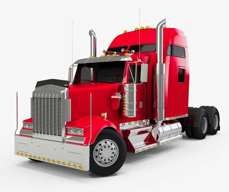 semi truck sandblasting services in bc