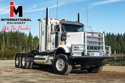 Lowbed Trucks Buyers Guide - Kenworth C500 Tandem