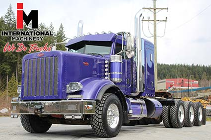 Heavy Spec trucks in Sacramento California