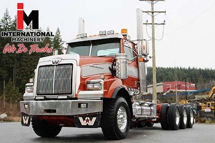 Western Star 4900 for sale in Saskatoon Saskatchewan