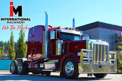 Peterbilt 388 for sale in Vancouver BC - Western Canada